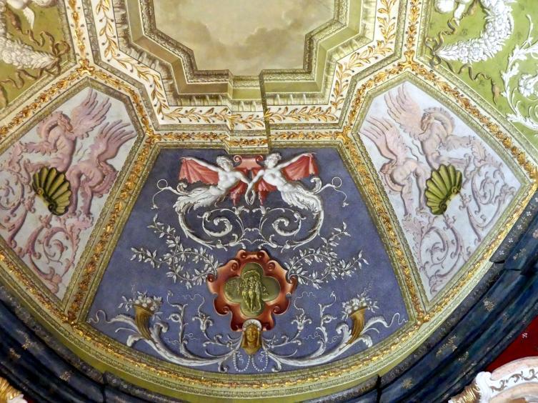 Prag, Nationalgalerie im Palais Sternberg, 2. Obergeschoss, Saal 8, Bild 16/17