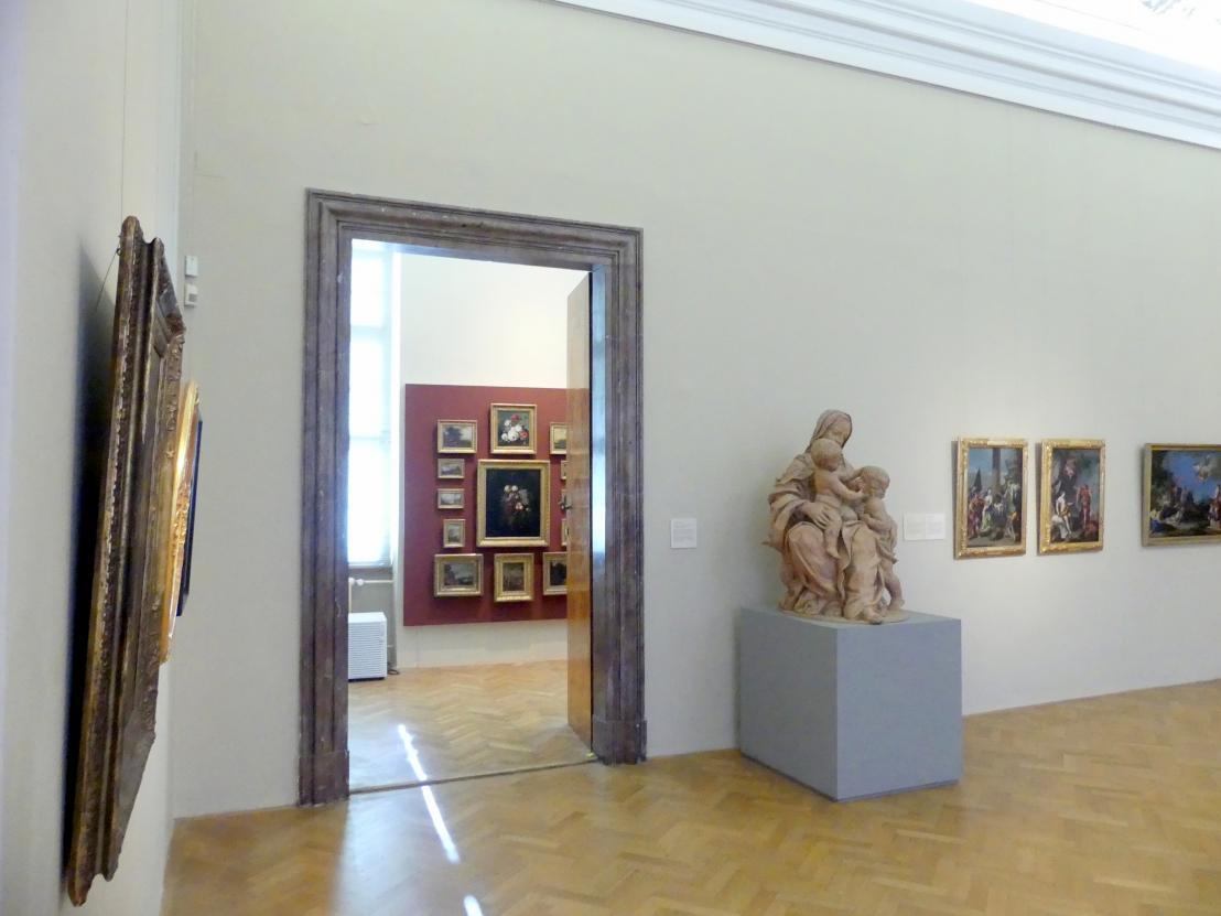 Prag, Nationalgalerie im Palais Sternberg, 2. Obergeschoss, Saal 9, Bild 1/4