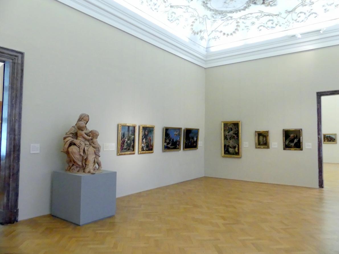 Prag, Nationalgalerie im Palais Sternberg, 2. Obergeschoss, Saal 9, Bild 2/4