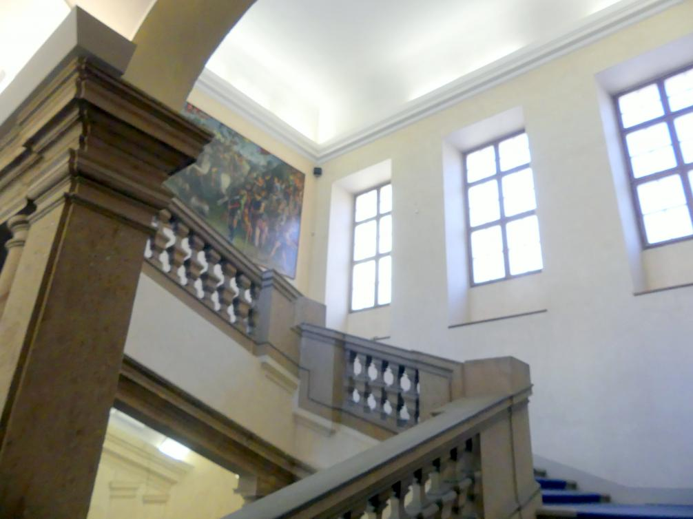 Prag, Nationalgalerie im Palais Sternberg, 2. Obergeschoss