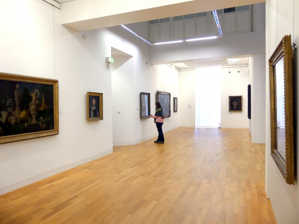 Karlsruhe, Staatliche Kunsthalle, Saal 20