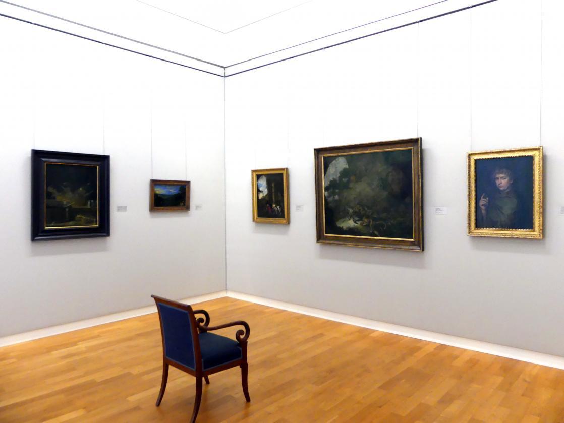 Karlsruhe, Staatliche Kunsthalle, Saal 31