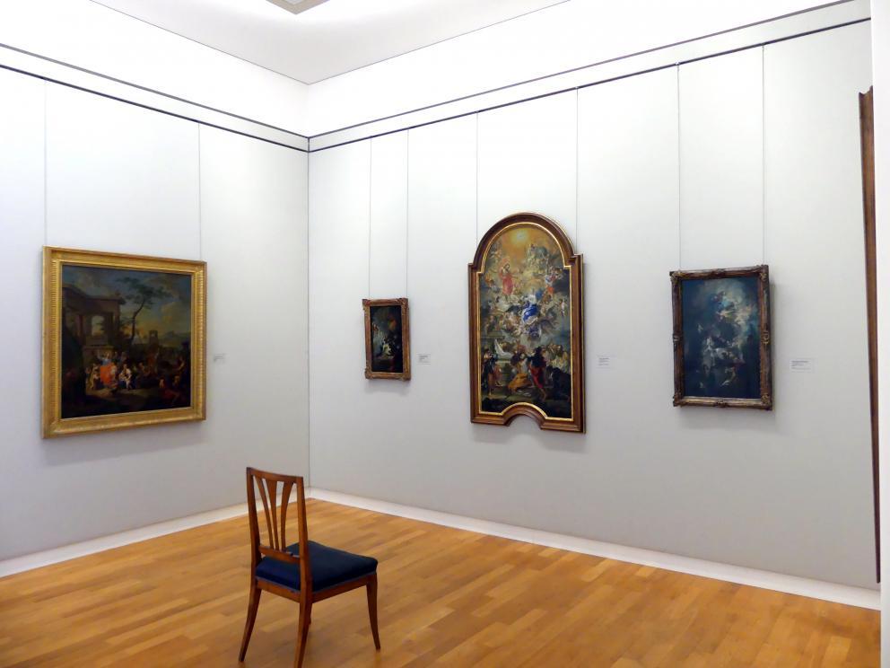 Karlsruhe, Staatliche Kunsthalle, Saal 32