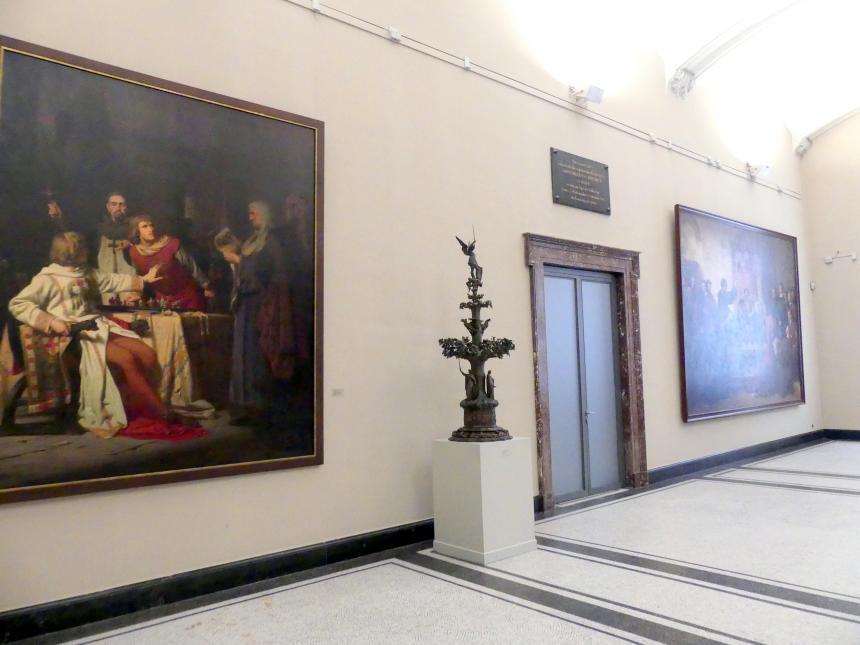 Karlsruhe, Staatliche Kunsthalle, Saal 61, Bild 1/6