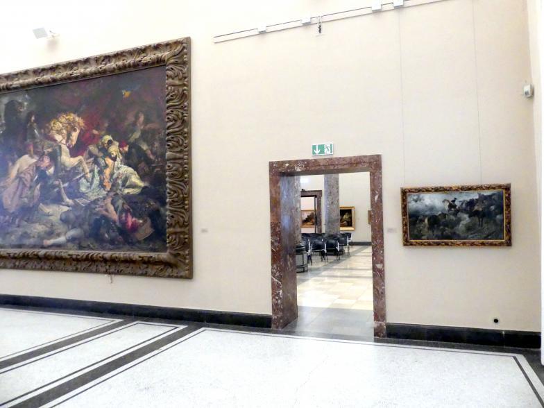 Karlsruhe, Staatliche Kunsthalle, Saal 61, Bild 4/6