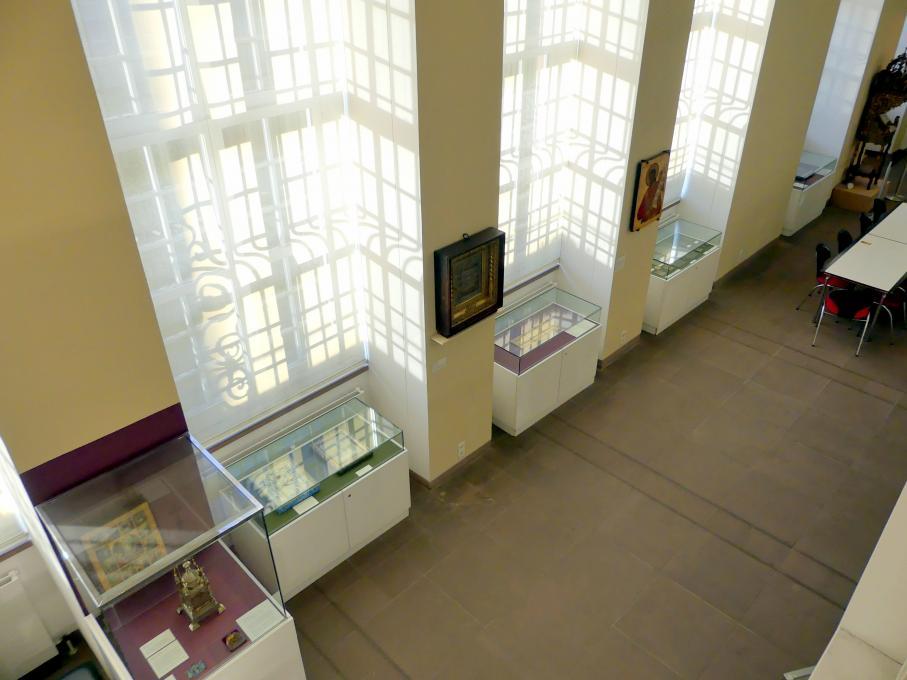 Frankfurt am Main, Ikonen-Museum, Erdgeschoss, Bild 3/4