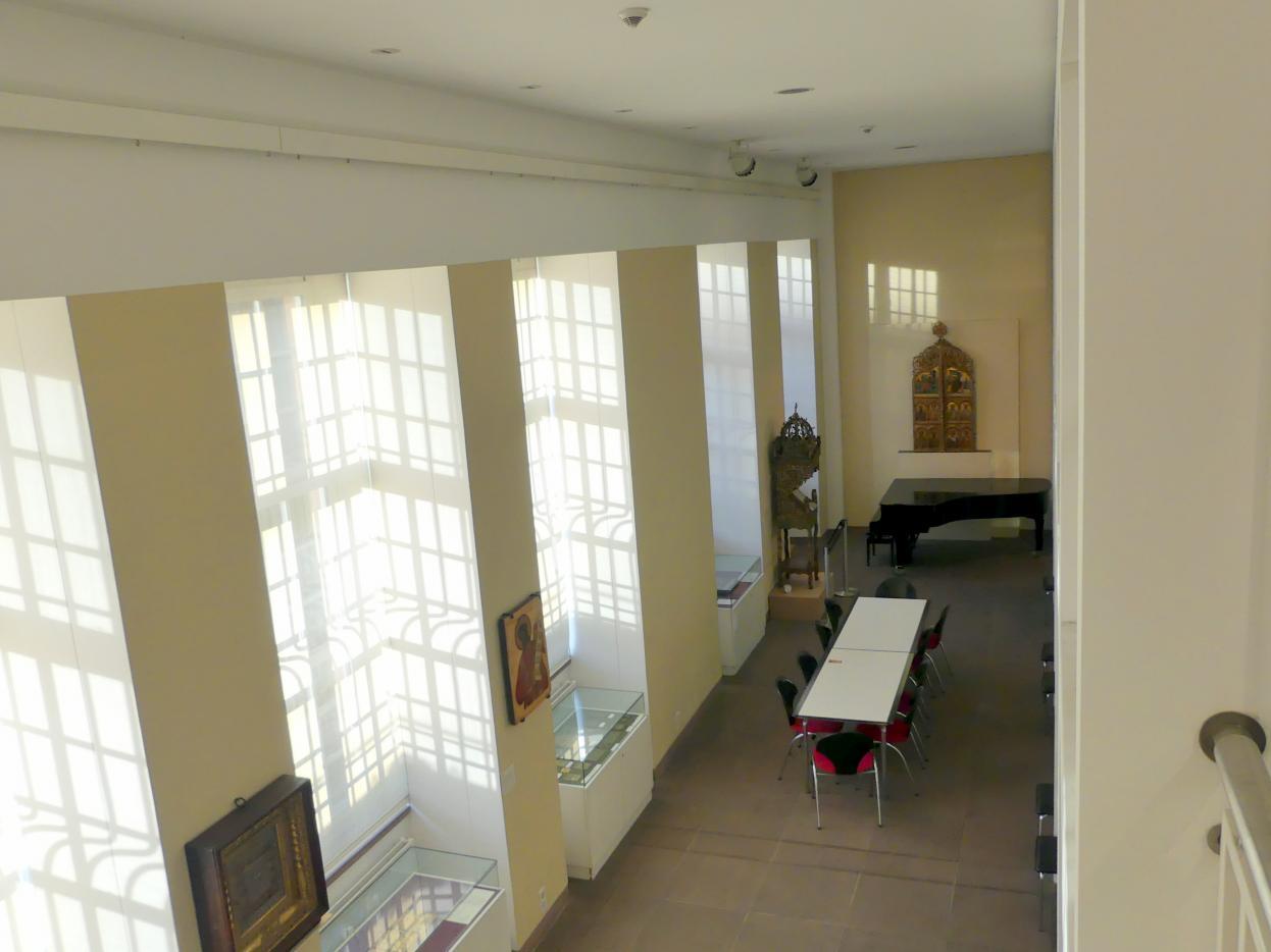 Frankfurt am Main, Ikonen-Museum, Erdgeschoss, Bild 4/4