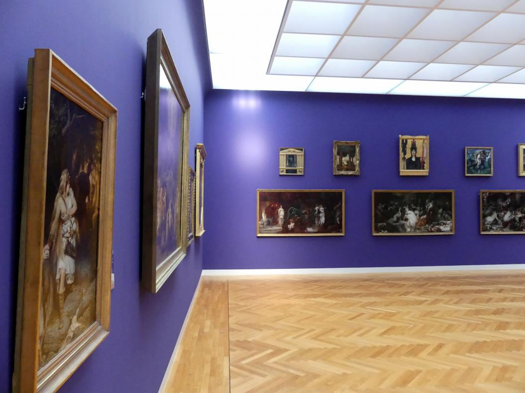 Schweinfurt, Museum Georg Schäfer, Saal 1, Bild 1/3