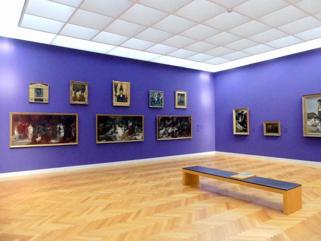 Schweinfurt, Museum Georg Schäfer, Saal 1, Bild 2/3