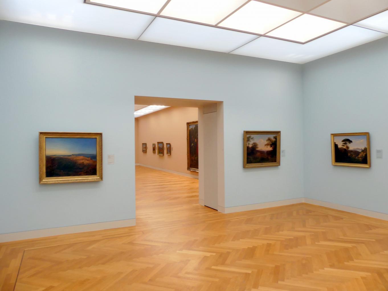 Schweinfurt, Museum Georg Schäfer, Saal 11, Bild 2/4