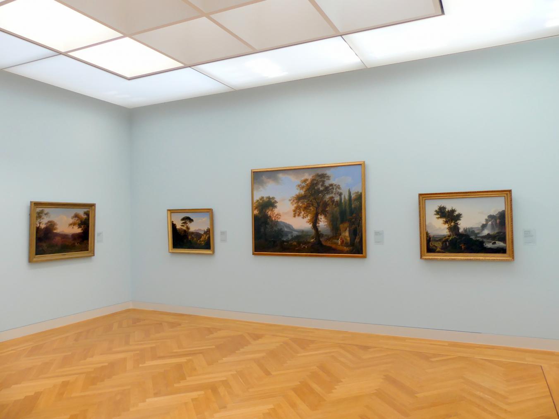 Schweinfurt, Museum Georg Schäfer, Saal 11, Bild 3/4