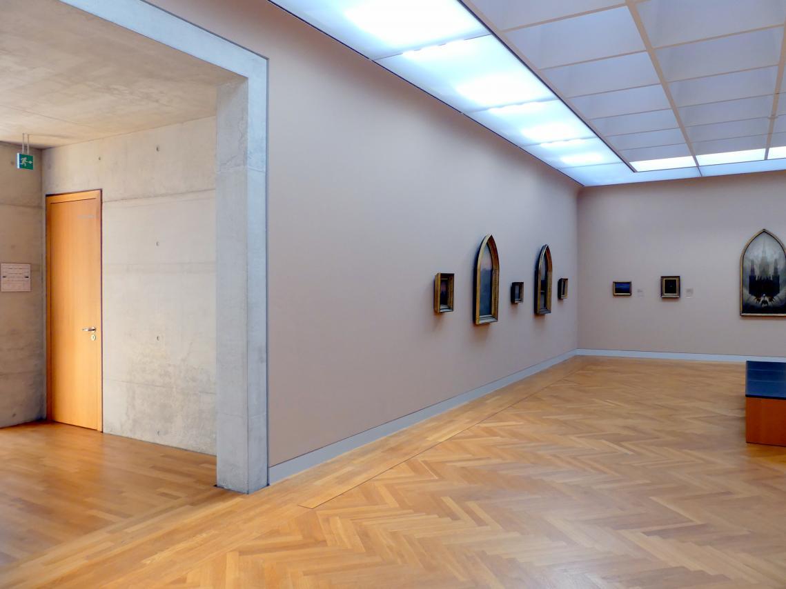 Schweinfurt, Museum Georg Schäfer, Saal 14, Bild 1/3