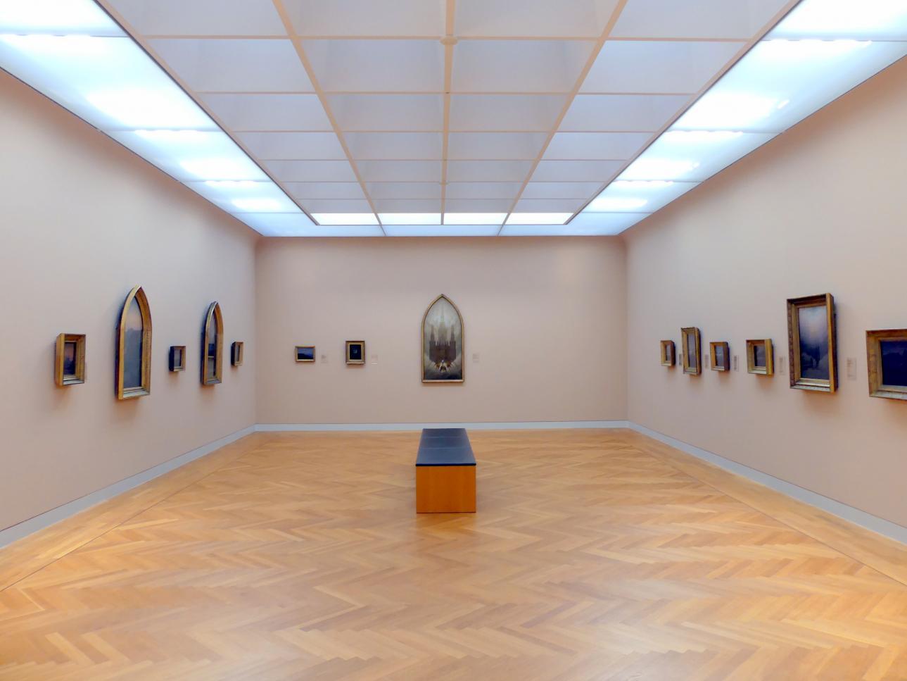 Schweinfurt, Museum Georg Schäfer, Saal 14, Bild 2/3