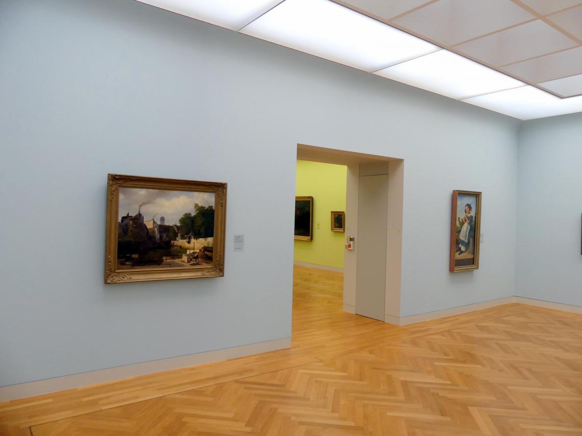 Schweinfurt, Museum Georg Schäfer, Saal 15, Bild 1/3