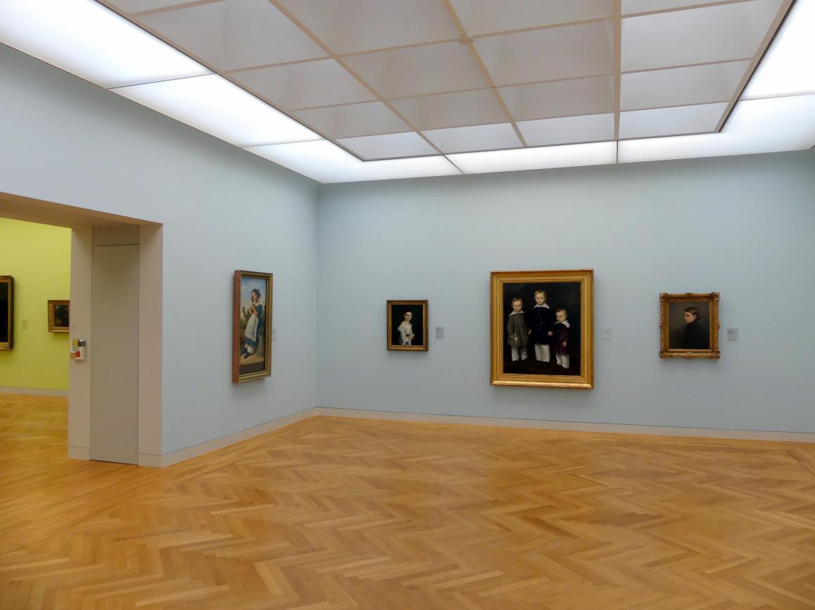 Schweinfurt, Museum Georg Schäfer, Saal 15, Bild 2/3