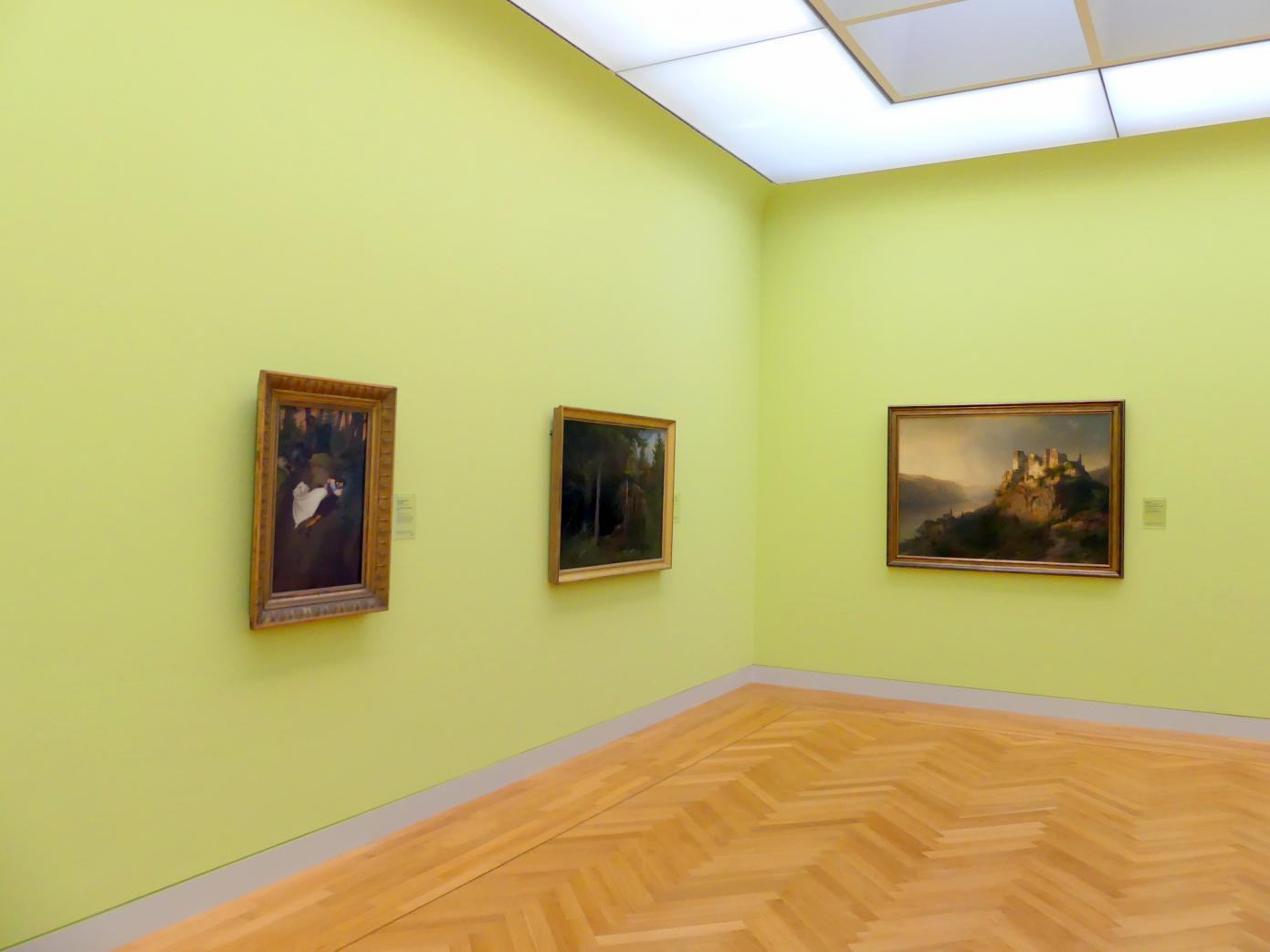 Schweinfurt, Museum Georg Schäfer, Saal 16, Bild 1/4