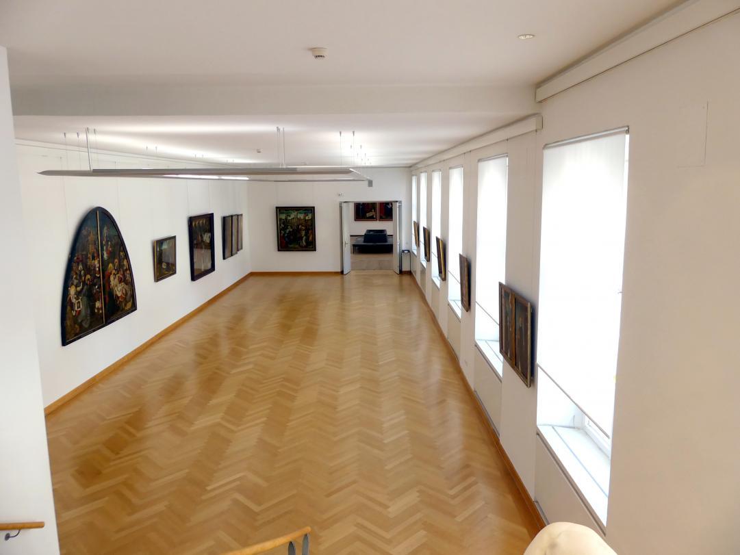 Augsburg, Staatsgalerie in der ehem. Katharinenkirche, Saal 1