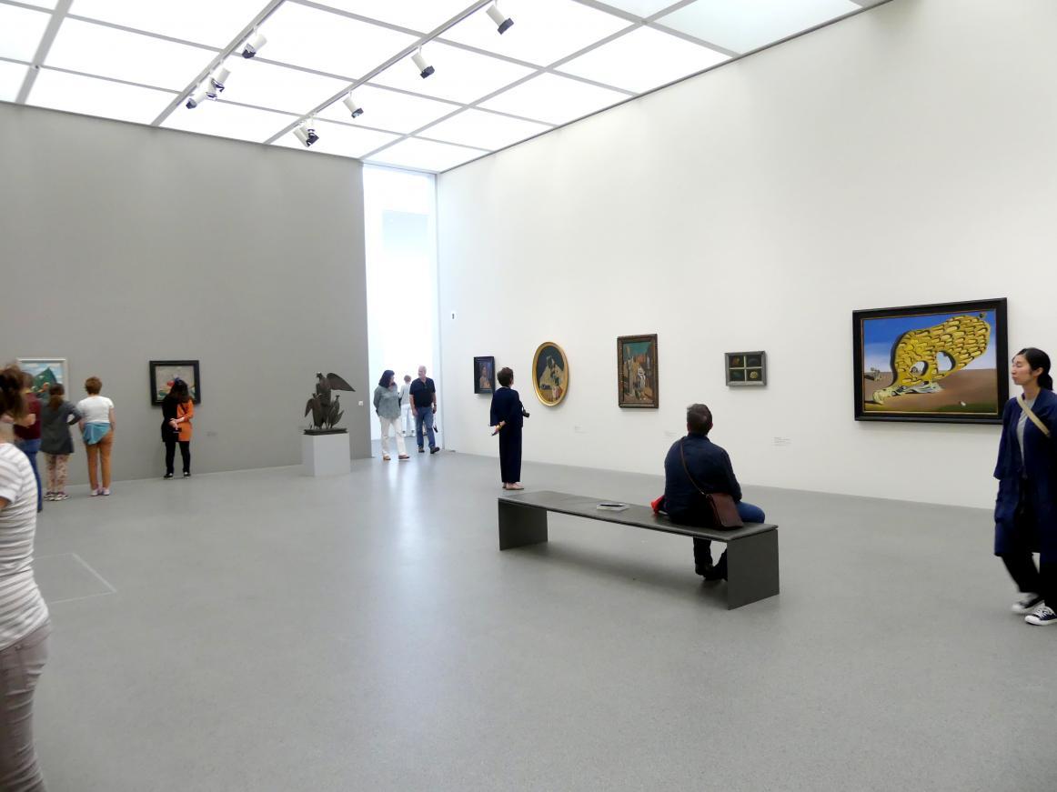 München, Pinakothek der Moderne, Saal 11, Bild 1/4