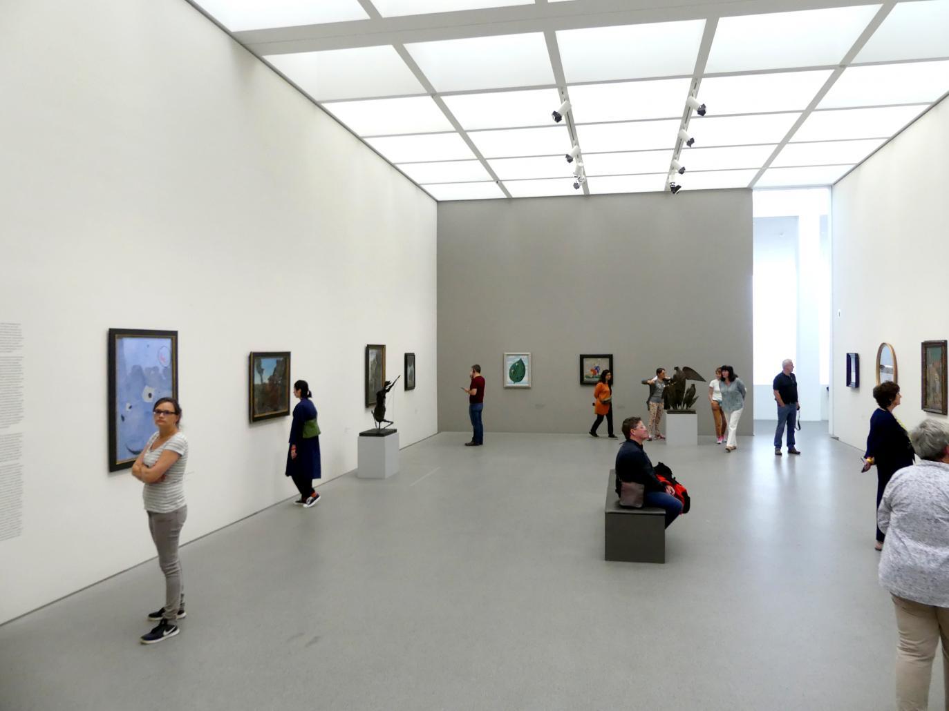 München, Pinakothek der Moderne, Saal 11, Bild 2/4