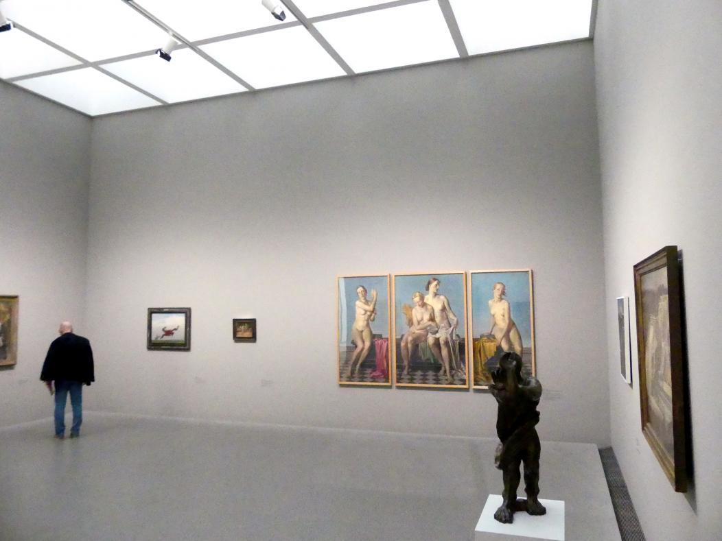 München, Pinakothek der Moderne, Saal 13, Bild 1/2