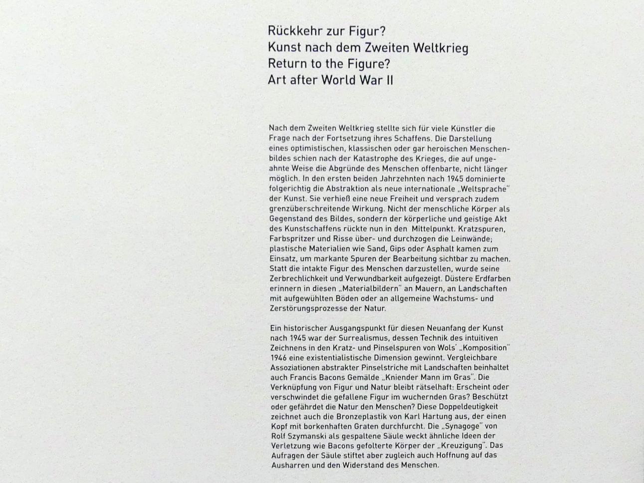 München, Pinakothek der Moderne, Saal 15, Bild 2/3