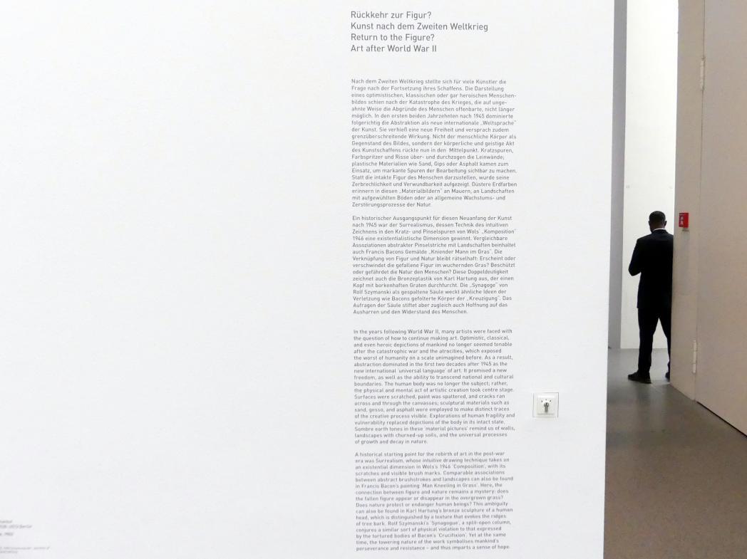 München, Pinakothek der Moderne, Saal 15, Bild 3/3