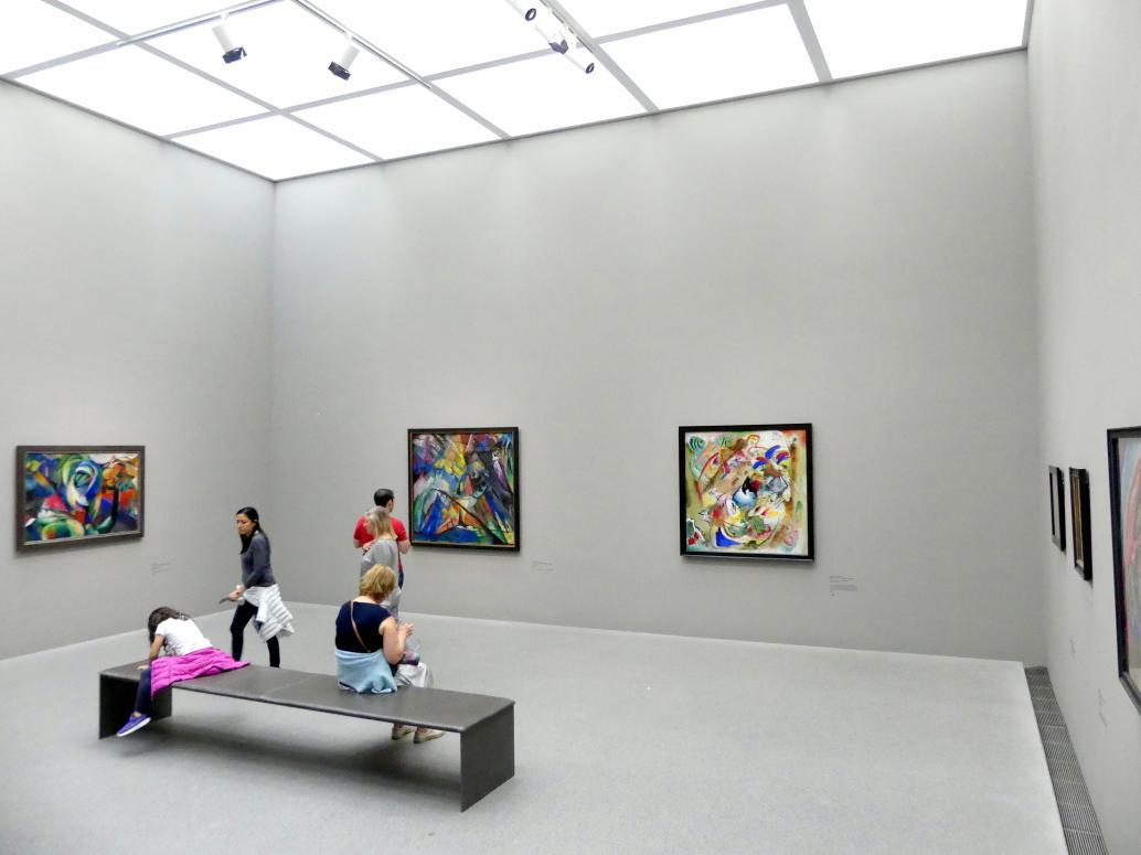 München, Pinakothek der Moderne, Saal 3, Bild 1/3