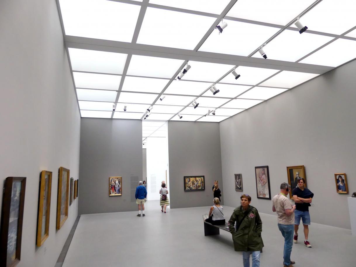München, Pinakothek der Moderne, Saal 9, Bild 1/7