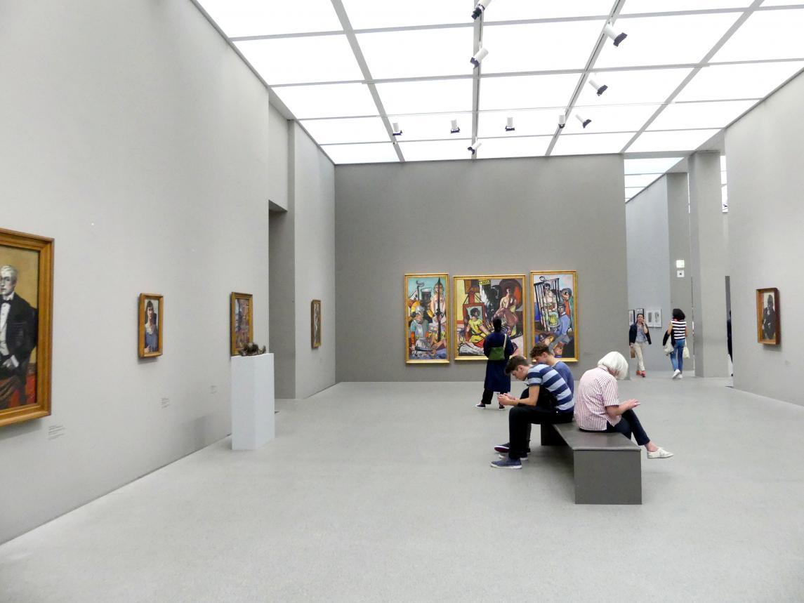 München, Pinakothek der Moderne, Saal 9, Bild 6/7