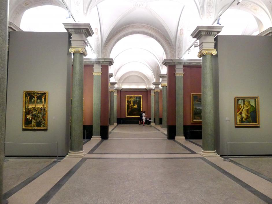 Dresden, Gemäldegalerie Alte Meister, EG: Altäre und Andachtsbilder