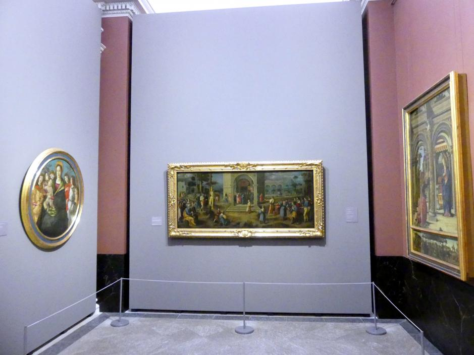 Dresden, Gemäldegalerie Alte Meister, EG: Altäre und Andachtsbilder, Bild 2/2