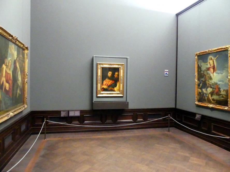Dresden, Gemäldegalerie Alte Meister, 1. OG: Venezianische Malerei