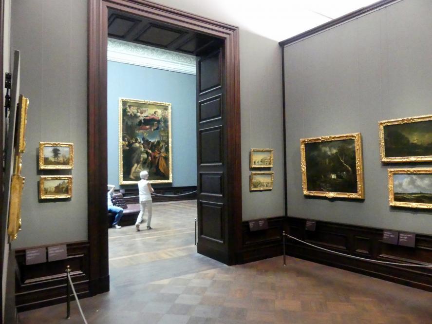 Dresden, Gemäldegalerie Alte Meister, 1. OG: Niederländische Malerei 17. Jahrhundert, Bild 1/2