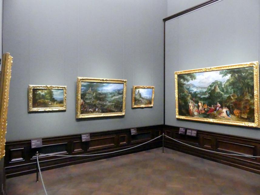 Dresden, Gemäldegalerie Alte Meister, 1. OG: Niederländische Malerei 17. Jahrhundert, Bild 2/2