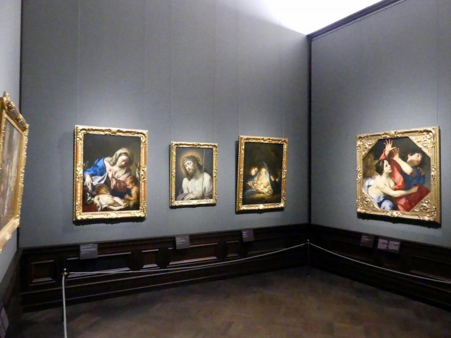 Dresden, Gemäldegalerie Alte Meister, 1. OG: Italienische Malerei 17. Jahrhundert, Bild 2/2