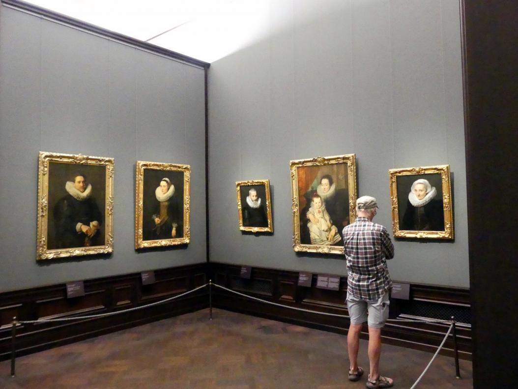 Dresden, Gemäldegalerie Alte Meister, 1. OG: van Dyck, Bild 2/2