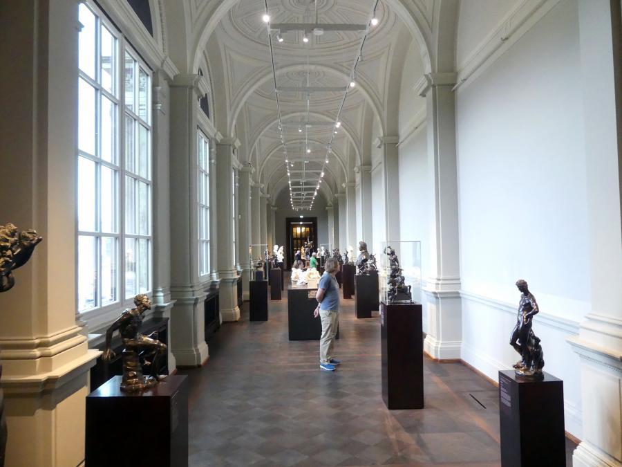 Dresden, Gemäldegalerie Alte Meister, 1. OG: Skulpturen 15.-18. Jahrhundert