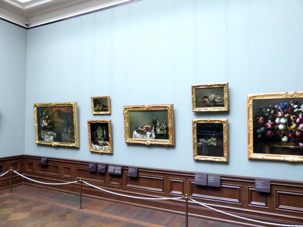 Dresden, Gemäldegalerie Alte Meister, 2. OG: Stillleben, Bild 2/3