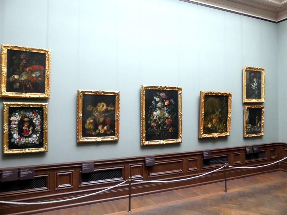 Dresden, Gemäldegalerie Alte Meister, 2. OG: Stillleben, Bild 3/3