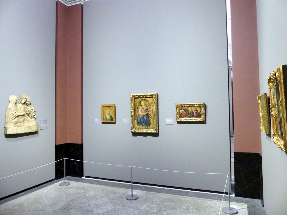 Dresden, Gemäldegalerie Alte Meister, EG: Frührenaissance