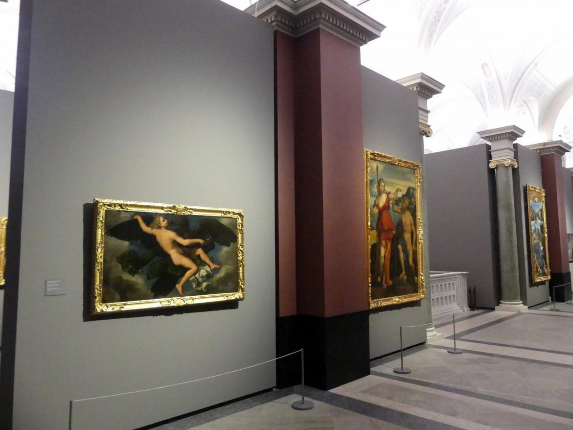 Dresden, Gemäldegalerie Alte Meister, EG: Ferrareser Malerei, Bild 2/2