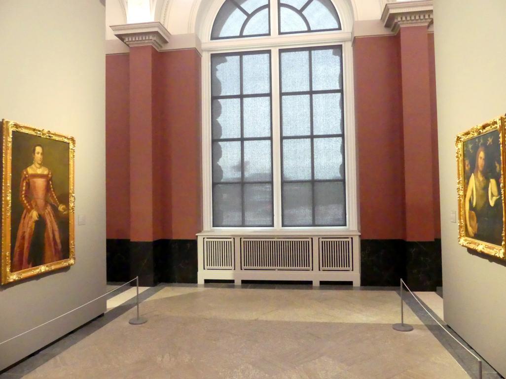 Dresden, Gemäldegalerie Alte Meister, EG: Porträts 2