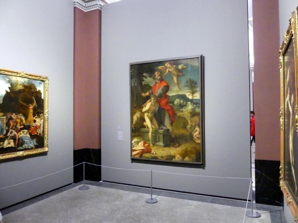 Dresden, Gemäldegalerie Alte Meister, EG: Italienischer Manierismus