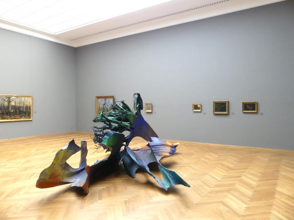 Dresden, Albertinum, Galerie Neue Meister, 2. Obergeschoss, Saal 1