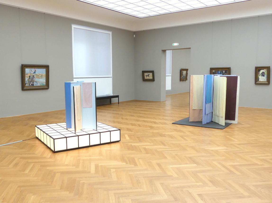 Dresden, Albertinum, Galerie Neue Meister, 2. Obergeschoss, Saal 12, Bild 2/2