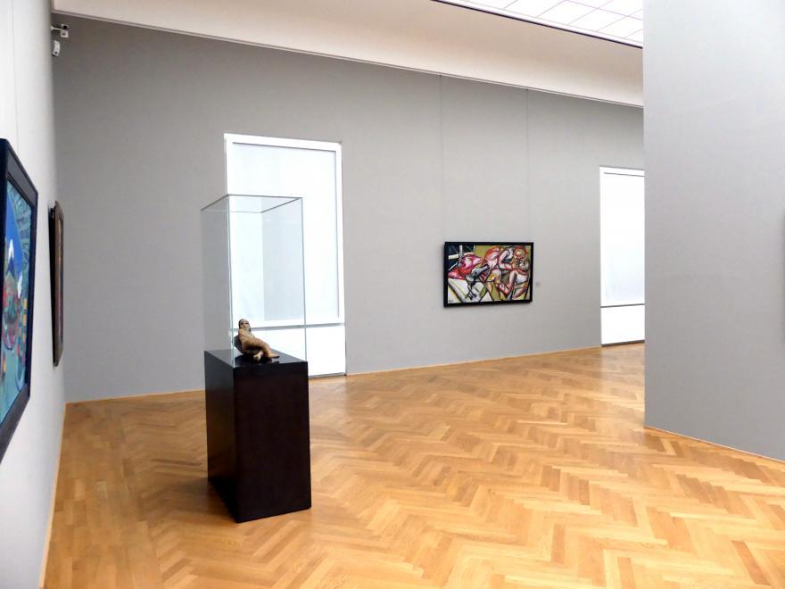 Dresden, Albertinum, Galerie Neue Meister, 2. Obergeschoss, Saal 13, Bild 1/3