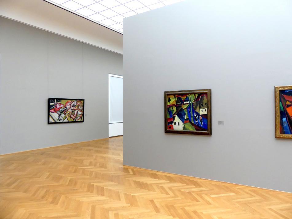 Dresden, Albertinum, Galerie Neue Meister, 2. Obergeschoss, Saal 13, Bild 2/3