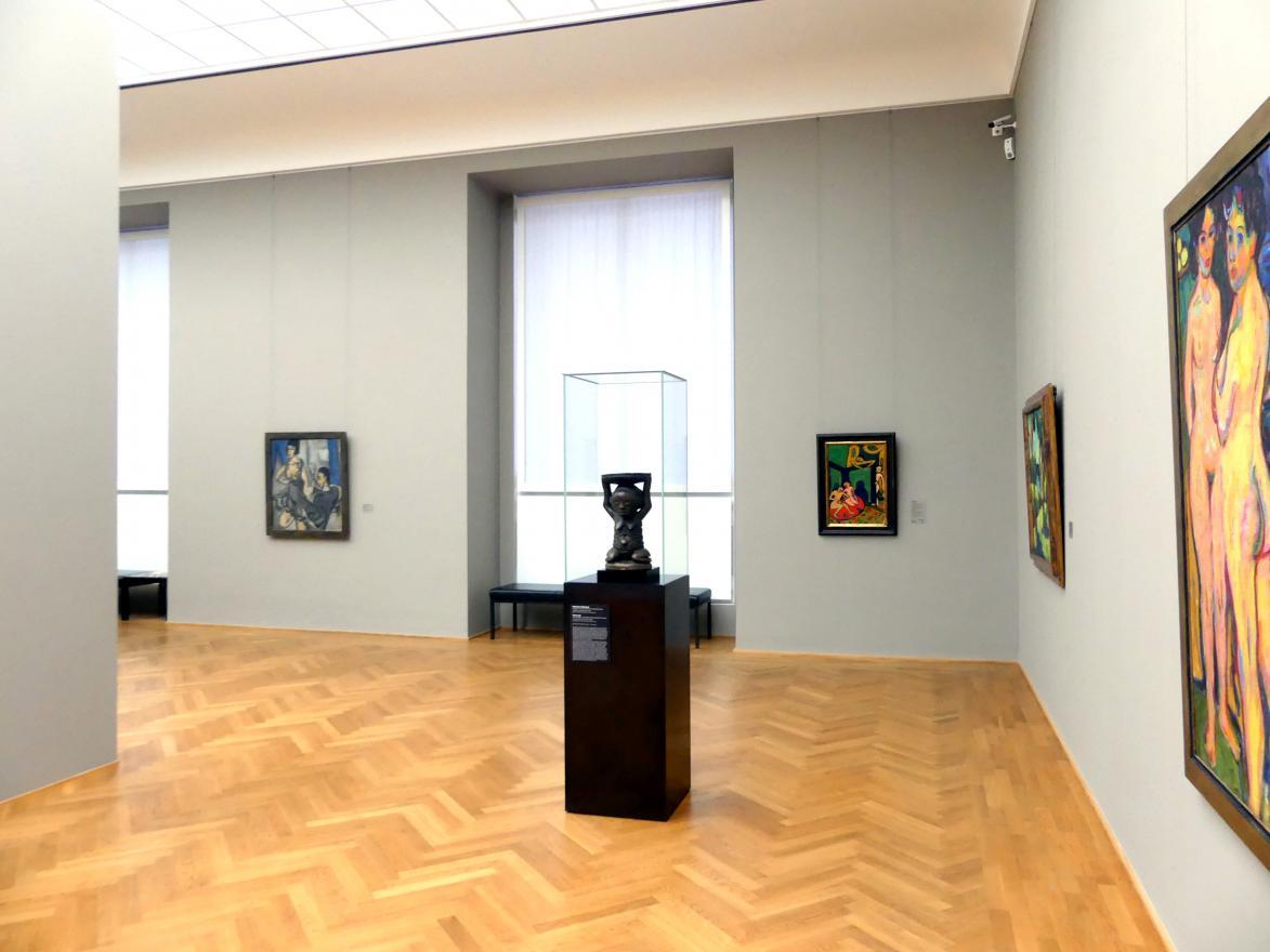 Dresden, Albertinum, Galerie Neue Meister, 2. Obergeschoss, Saal 13, Bild 3/3