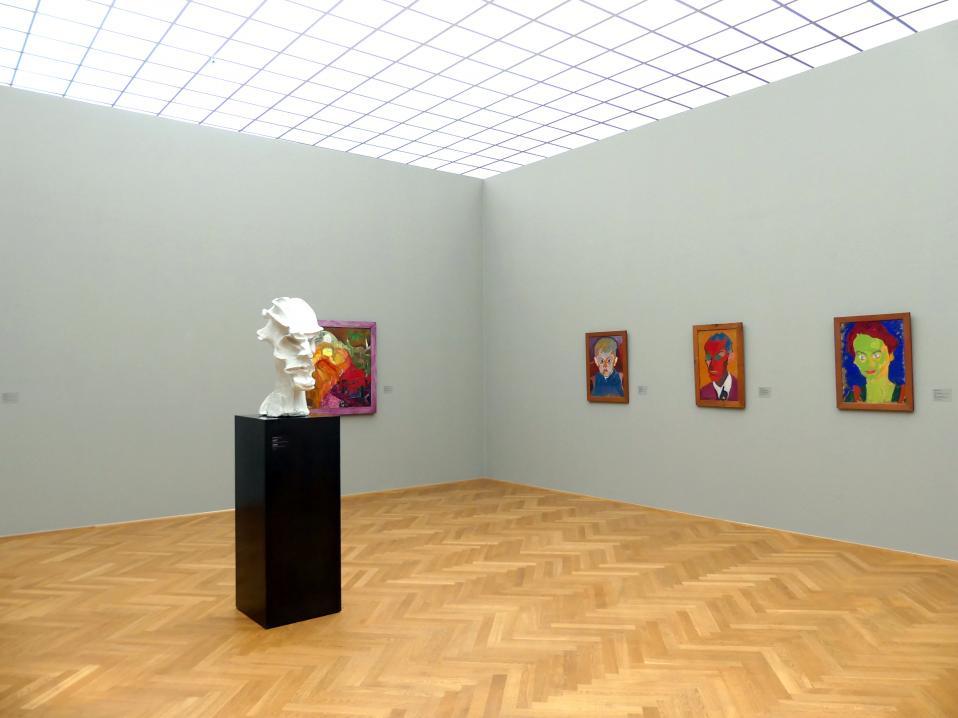 Dresden, Albertinum, Galerie Neue Meister, 2. Obergeschoss, Saal 14, Bild 2/2