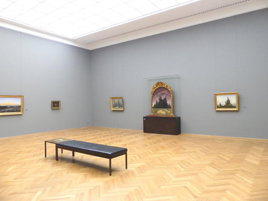 Dresden, Albertinum, Galerie Neue Meister, 2. Obergeschoss, Saal 2, Bild 2/2